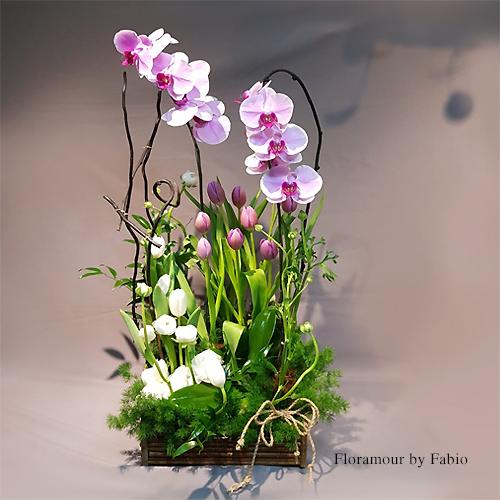 Florerias Con Envío De Flores A Domicilio En Las Condes